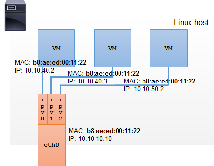 Linux Ipvlan